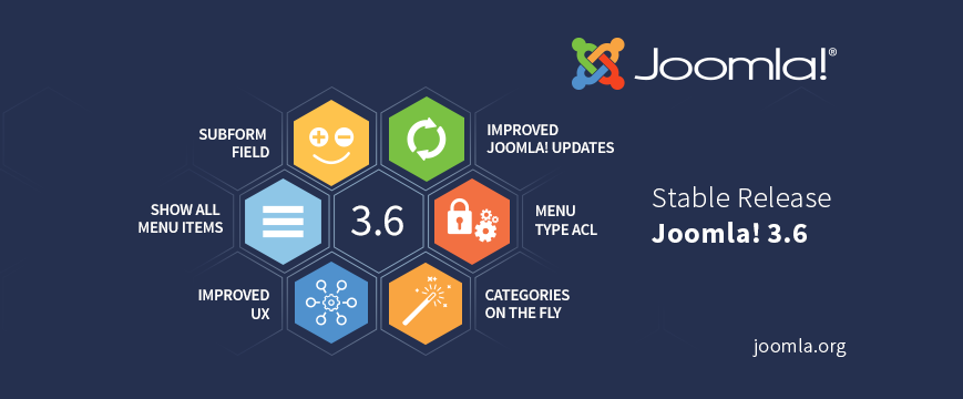 Web Template in Joomla
