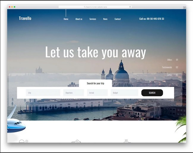 Building The Perfect Travel Website