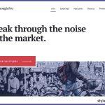 Tema WordPress Breakthrough Pro Cocok Untuk Pemasaran dan Situs Web Bisnis