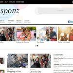 Tema Responz, Tema Yang Elegan dan Responsif Untuk Situs Berita dan Blog
