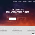 Mengenal Bento Theme, Tema WordPress Multiguna Gratis