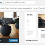 Twenty Seventeen Theme, Tema Baru Dari WordPress